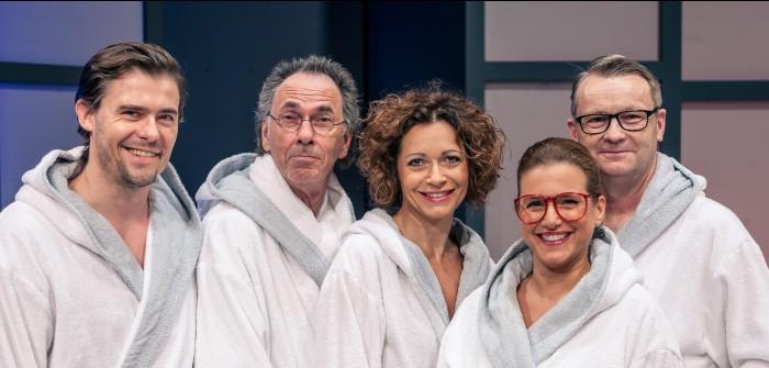 Aufguss – eine spritzige Wellnesskomödie im Theater am Kurfürstendamm