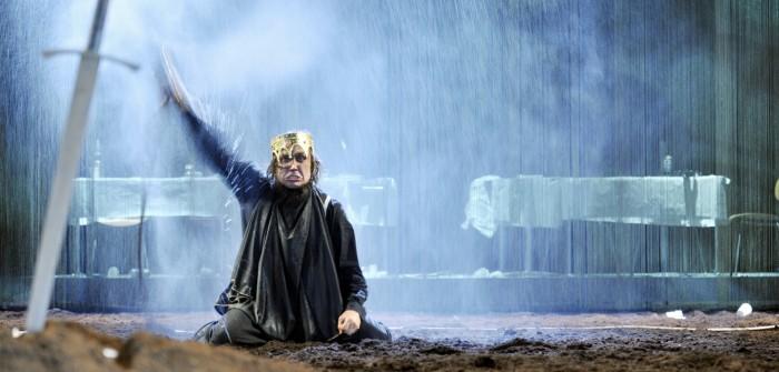 Hamlet – der Klassiker von Wilhelm Shakespeare an der Schaubühne Berlin