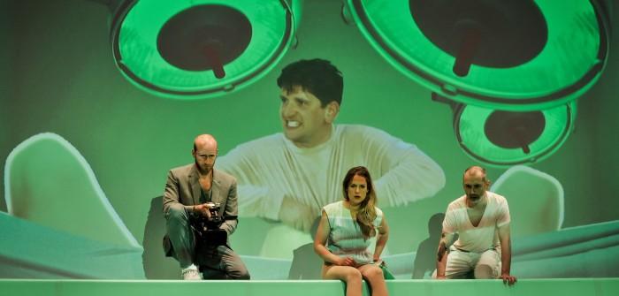 """""""Peng"""" auf der Schaubühne Berlin: Politisches Theater von Marius von Mayenburg"""