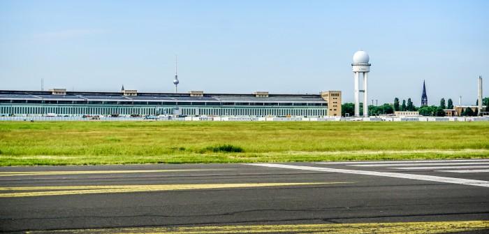 Tempelhofer Feld: Die große Freiheit in Berlin