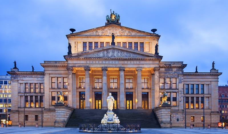 Die deutsche Oper Berlin ein Musiktheater von Ausnahmerang, (#04)
