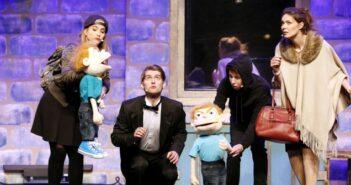 Das Gespenst von Canterville: Im Theater am Kurfürstendamm in Berlin