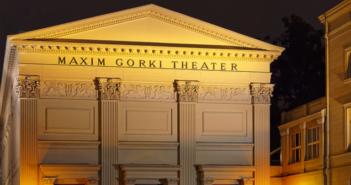 Ödipus und Antigone am Gorki Theater Berlin