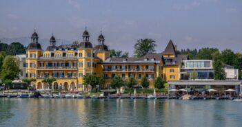 Urlaub im Schlosshotel: Verwöhnt werden wie ein König