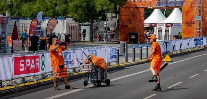Berliner Stadtreinigung: Neukölln im Fokus