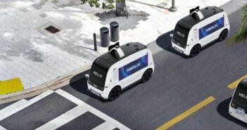 Neolix: Fahrerlose Auslieferung bald in allen Städten ( Bildnachweis NEOLIX )